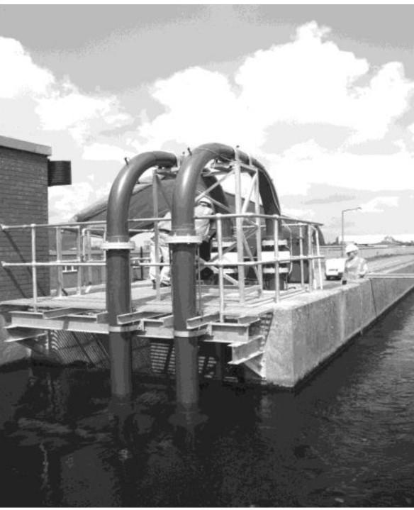 Hydro Siphon